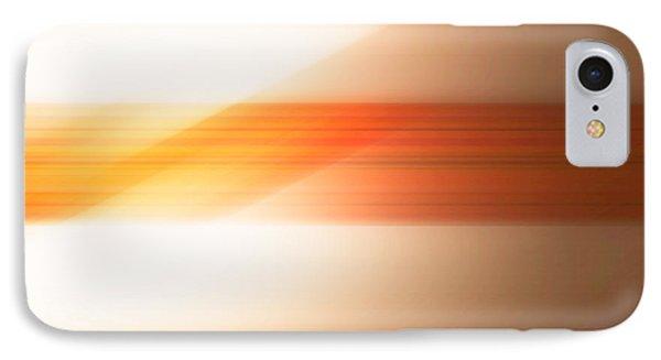 orange I Phone Case by Hannes Cmarits