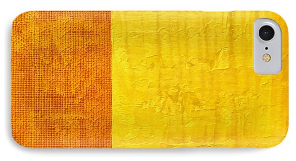 Orange Pineapple Phone Case by Michelle Calkins