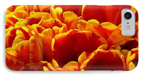 Orange Sea Phone Case by Lauren Leigh Hunter Fine Art Photography