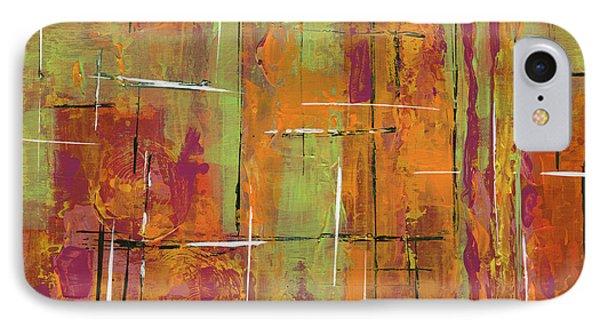 Orange Phone Case by Susan Sadoury