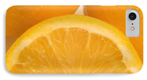 Oranges Phone Case by Darren Greenwood