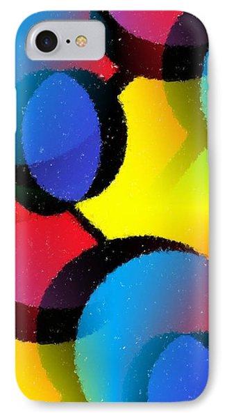 Orbit IPhone Case by Chris Butler