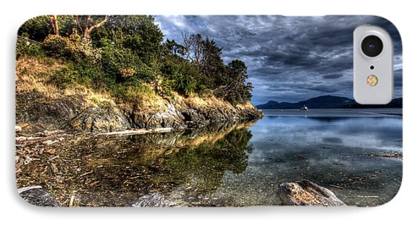 Orcas Island Waterfront IPhone Case