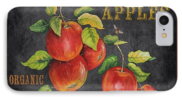 Orchard Fresh Apples-jp2638 IPhone Case