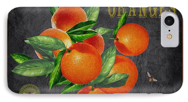 Orchard Fresh Oranges-jp2641 IPhone Case