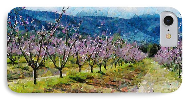 Orchard Views Phone Case by Fran Woods
