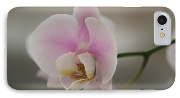 IPhone Case featuring the photograph Orchid by Lynn England