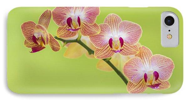 Orchids Phone Case by Diane Diederich