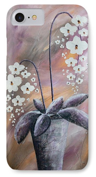 Orchids Phone Case by Home Art