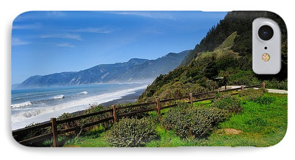 Oregon Coast IPhone Case by Donald Fink
