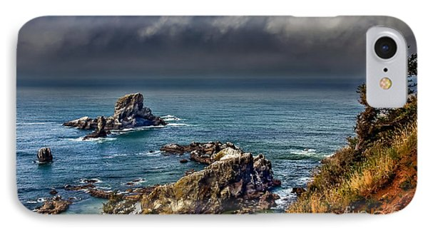 Oregon Coast IPhone Case by Robert Bales