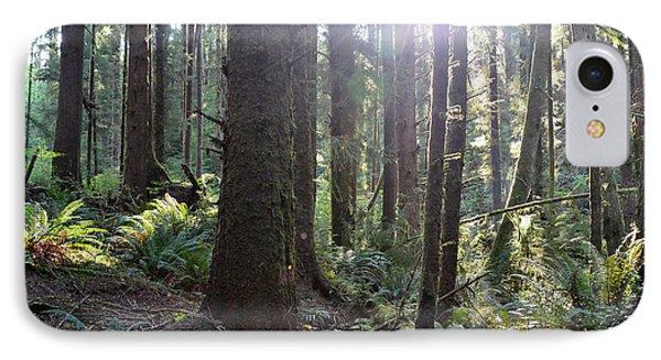Oregon Coastal Forest IPhone Case
