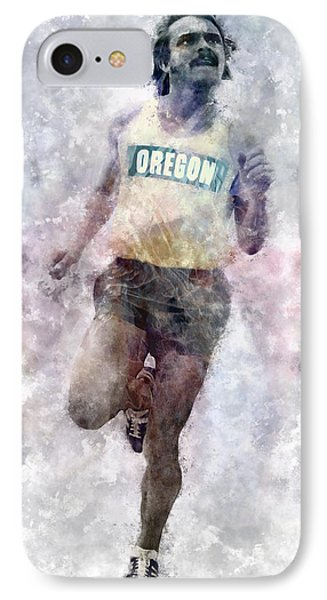 Oregon Ducks Steve Prefontaine IPhone Case