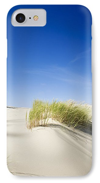 Oregon Dunes Phone Case by Charmian Vistaunet