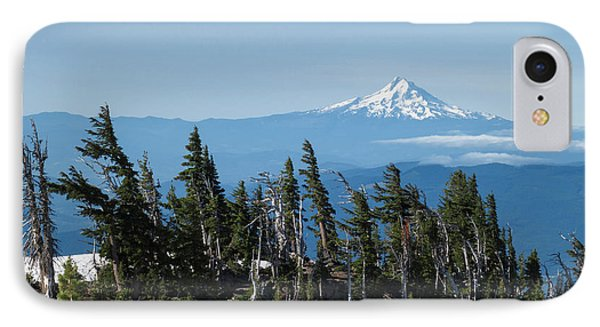 Oregon, Mount Hood IPhone Case by Matt Freedman
