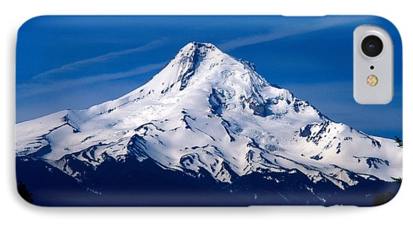 Oregon - Mt. Hood Phone Case by Terry Elniski