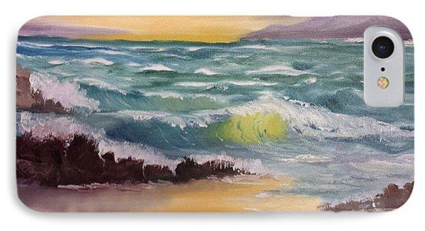 Oregon Seascape IPhone Case