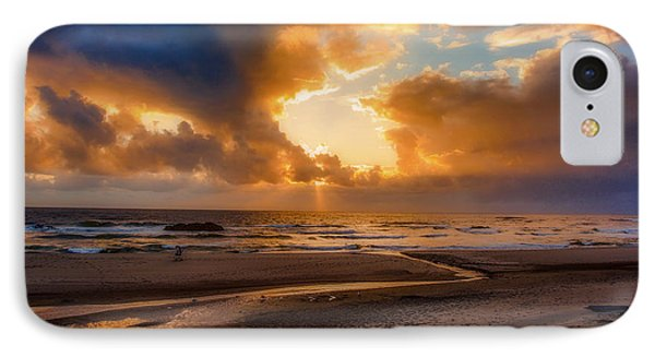 IPhone Case featuring the photograph Oregon Sunset by Dennis Bucklin