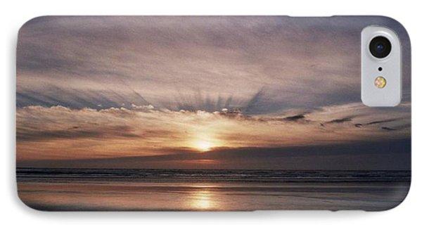 Oregon Sunset IPhone Case