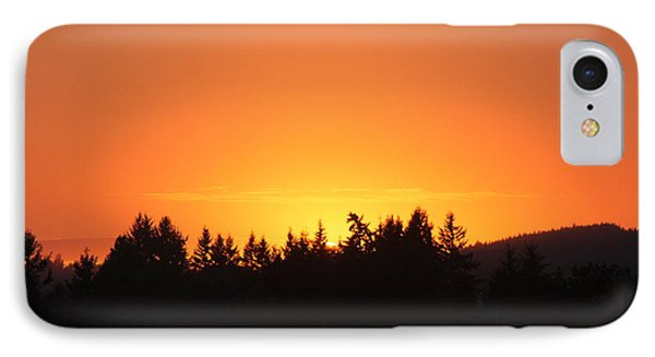 Oregon Sunset IPhone Case by Melanie Lankford Photography