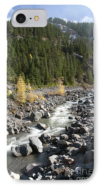 Oregon Wilderness II Phone Case by Peter French