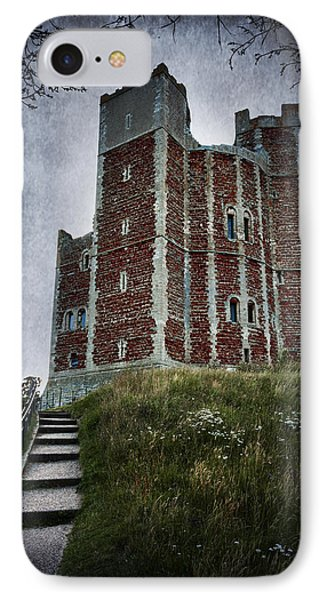 Orford Castle IPhone Case by Svetlana Sewell