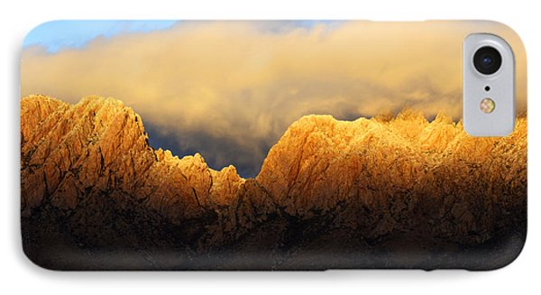Organ Mountains Symphony Of Light Phone Case by Bob Christopher