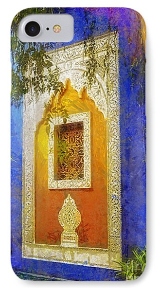 Oriental Mood Phone Case by Mo T
