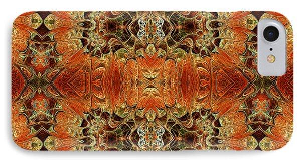 Oriental Variations IPhone Case by Georgiana Romanovna