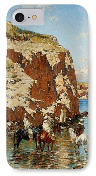 Orientalist Painting IPhone Case