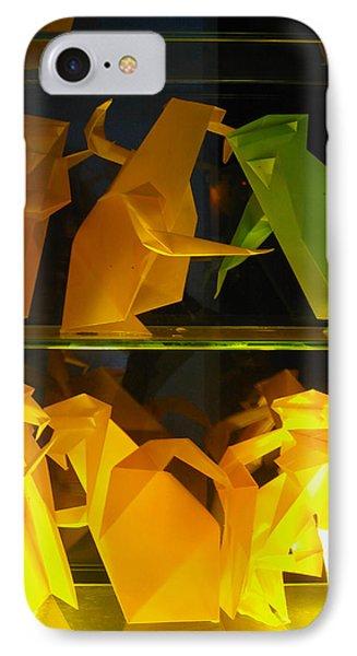 Origami Phone Case by Leena Pekkalainen