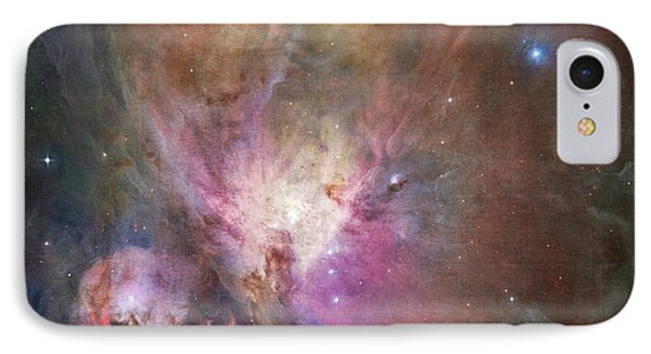 Space Hollywood 2 - Orion Nebula IPhone Case by Marianna Mills