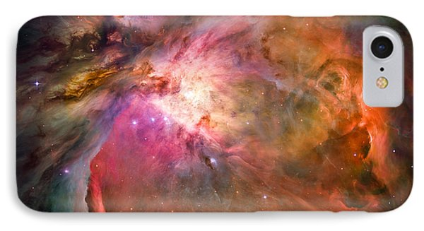 Orion Nebula IPhone Case by Marco Oliveira