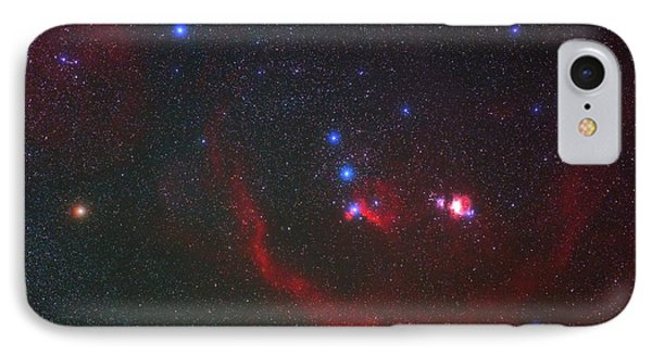 Orion Nebulae Above The Canary Islands IPhone Case by Babak Tafreshi