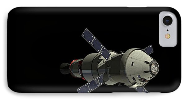 Orion Service Module Phone Case by Movie Poster Prints