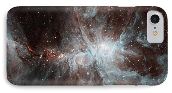 Orion's Dreamy Stars IPhone Case by Adam Romanowicz