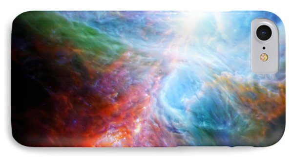 Orion's Rainbow 3 IPhone Case by Jennifer Rondinelli Reilly - Fine Art Photography