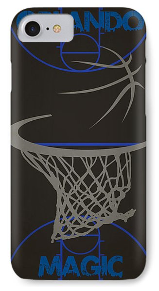 Orlando Magic Court IPhone Case