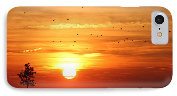Orleans Sunset IPhone Case by Jim Gillen