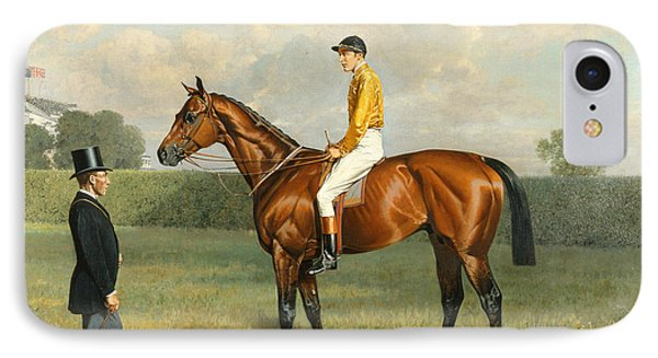 Ormonde Winner Of The 1886 Derby IPhone Case