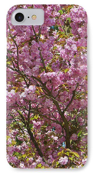 Ornamental Cherry Tree Phone Case by Sharon Talson