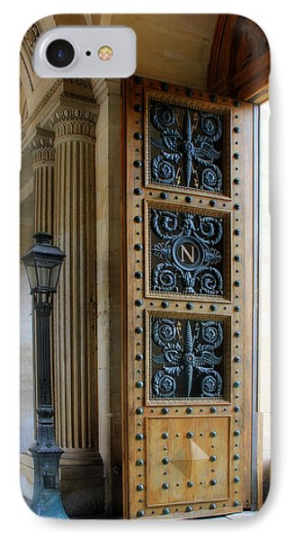 Ornate Door Phone Case by Andrew Fare