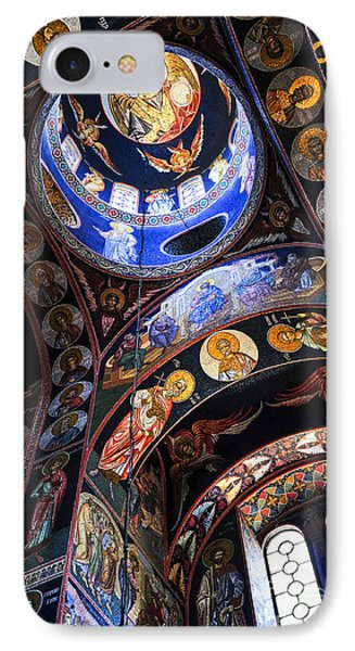 Orthodox Church Interior IPhone Case by Elena Elisseeva