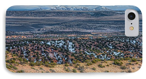 IPhone Case featuring the photograph Ortiz Mountains by Britt Runyon