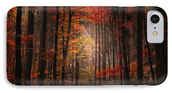 Orton Forest IPhone Case by Philippe Sainte-Laudy