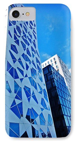 Oslo Architecture No. 2 IPhone Case by Mary Machare