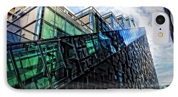 Oslo Architecture No. 4 IPhone Case by Mary Machare