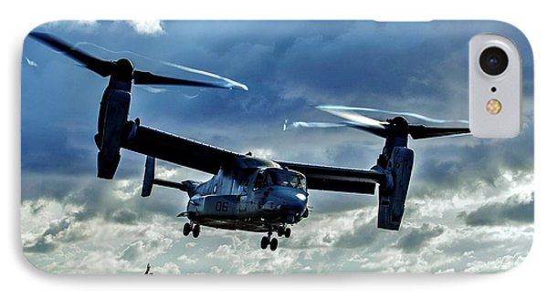 Osprey Approach IPhone Case by Benjamin Yeager