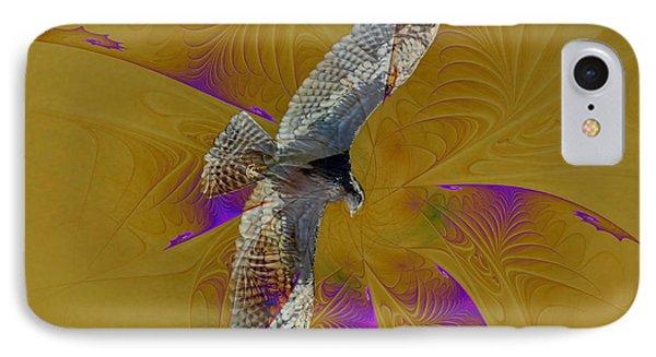 Osprey Wild Phone Case by Deborah Benoit