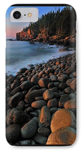 Otter Cliffs - Acadia National Park Phone Case by Thomas Schoeller